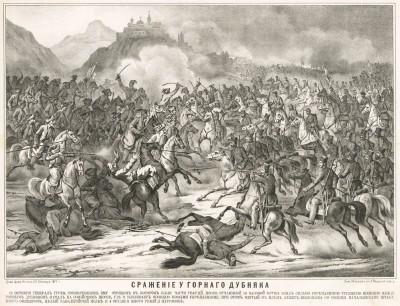 Русско-турецкая война 1877-78 гг. Сражение у Горного Дубняка под началом генерала Гурко 12 октября 1877 года. Москва, 1877