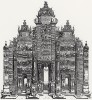 Альбрехт Дюрер. Триумфальная арка императора Максимилиана I