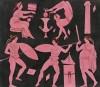 Пирровы танцы (с древнегреческой вазы) (из знаменитой работы Джулио Феррарио Il costume antico e moderno, o, storia... di tutti i popoli antichi e moderni, изданной в Милане в 1816 году (Европа. Том I))