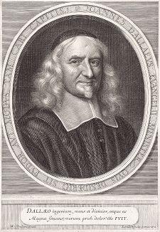Жан Дайли (159--1670) - теолог и комментатор Библии, министр Франции по делам гугенотов.