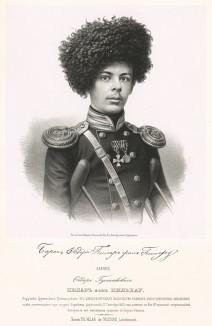 Барон Федор Густавович Пилар фон Пильхау