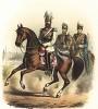 Фридрих III (Фридрих Вильгельм Николай Карл, 1831-88) — император (кайзер) Германии и король Пруссии с 9 марта 1888 года, генерал-фельдмаршал прусский (1870) и русский (1872), царствовал всего 99 дней, умер от рака гортани.