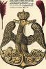 Жетон и султаны подразделений морской пехоты императорской гвардии Наполеона. Коллекция Роберта фон Арнольди. Германия, 1911-28