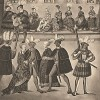 Из Freydal. Des Kaisers Maximilian I. Turniere und Mummereien (Репринт 1882 года. Вена. Лист 108)