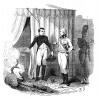 3 декабря 1805 г. вслед за князем Лихтенштейном бивуак императора Наполеона посещает австрийский император Франц I. По условиям перемирия русские войска должны быть выведены с австрийских территорий. Histoire de l'empereur Napoléon. Париж, 1840