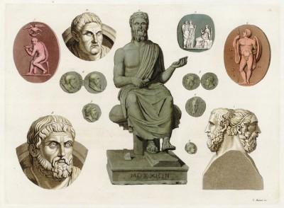 Древнегреческие неизвестные поэты