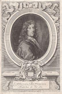 """Эндрю Снейп (1644--?) - придворный ветеринар Карла II и автор """"Анатомии лошади"""" (1683), первой англоязычной работы, посвященной этой теме."""