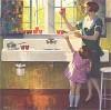 """""""Раковина в солнечном свете"""". Американская реклама сантехники 1920-х годов."""