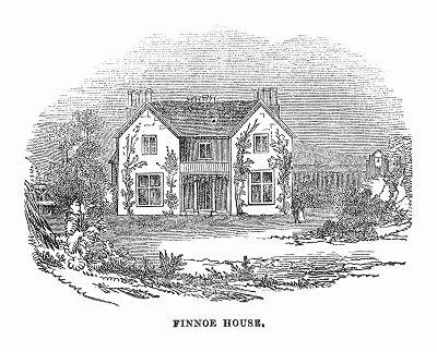 Небольшой аккуратный особняк, расположенный на плодородной земле живописного исторического графства Типперэри на юге Ирландии (The Illustrated London News №88 от 06/01/1844 г.)