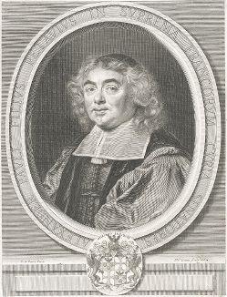 Александр-Поль Пети - священник, юрист и член Верховного суда французского королевского Сената.