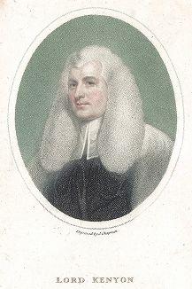 Ллойд Кеньон, первый барон Кеньон (1732--1802) - британский политик и адвокат, генеральный прокурор и лорд главный судья.