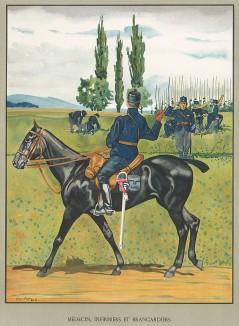 Униформа военных медиков швейцарской армии во время Первой мировой войны. Notre armée. Женева, 1915