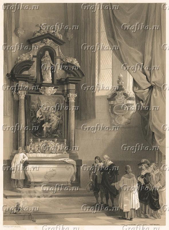 Рубенс надгробие Эконом памятник Волна Высоковск