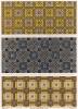 Арабская плитка, майолика, изразцы (из Les arts somptuaires... Париж. 1858 год)