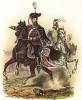 Принц Прусский Фридрих Карл Николай (1828-85), генерал-фельдмаршал прусский (1870) и русский (1872), в униформе 3-го бранденбургского (Цитена) гусарского полка. Preussens Heer. Берлин, 1876