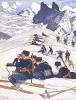 Униформа горных стрелков швейцарской армии во время Первой мировой войны. Notre armée. Женева, 1915