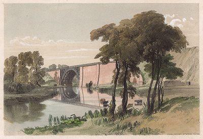 Мост Чэнел-бридж в Питстоне, графство Бэкингемшир.