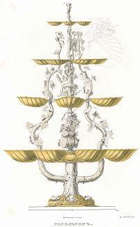 Росольник. Древности Российского государства..., отд. V, лист № 52, Москва, 1853.