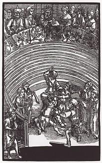 Театр (фронтиспис к Большому изданию комедий Теренция)