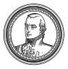 """Франц II (1768—1835) — последний император Священной Римской империи германской нации и первый император Австрийской империи  (с 11 августа 1804) Франц I (иллюстрация к пьесе Саша Гитри """"Наполеон"""". Париж. 1955 г.)"""