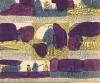 """""""Примерный поступок солдата, который спас жизнь Петра Великаго на охоте"""". Русская народная картинка-лубок.  Москва, 1894"""