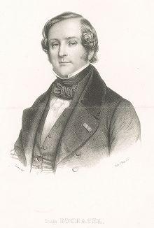 Граф Шарль Мари Таннеги Дюшатель (1803-1867) -  французский политический деятель и коллекционер.