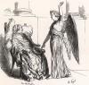 Аллегорическая виньетка к переписке Фридриха Великого с матерью. В сохранившихся письмах к матери-королеве монарх сообщает ей о нескольких важнейших победах прусского оружия.