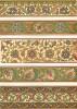 XVII век. Настенные росписи мечети Эль-Бордейни (El-Bordeyny). La Décoration Arabe. Extraits du grand ouvrage L'Art Arabe de Prisse d'Avesnes, л.32. Париж, 1885
