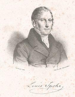 Луи Шпор (1784-1859) - немецкий скрипач-виртуоз, дирижер, педагог и композитор-романтик.