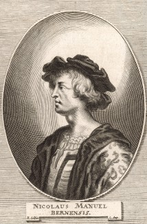 Никлаус Мануэл из Берна.
