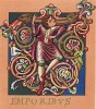 Средневековый французский горожанин, увлекающийся танцами, в сапожках для выделывания па под музыку менестрелей (из Les arts somptuaires... Париж. 1858 год)