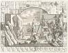 Анализ красоты. Гравюра I (1753), служащая иллюстрацией к 4-томному трактату Хогарта «Анализ красоты». Сюжет: известные скульптурные шедевры античности - аллюзия на платоновский диалог о прекрасном между Гиппием и Сократом. Лондон, 1838