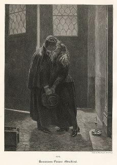Прощание. Moderne Kunst..., т. 9, Берлин, 1895 год.