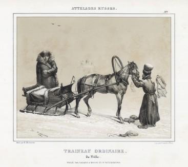 Подготовка к поездке в холодный день (лист 2)