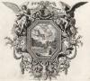 Колесница Ильи Пророка (из Biblisches Engel- und Kunstwerk -- шедевра германского барокко. Гравировал неподражаемый Иоганн Ульрих Краусс в Аугсбурге в 1694 году)