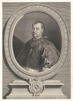 Робер Гассо де Деффен (?--1740) - аббат цистерцианского монастыря Клерво.