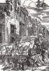 Отдых Святого семейства на пути в Египет (из Жития Богородицы Альбрехта Дюрера)