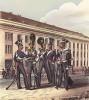 Прусские кавалеристы в 1831 году (из популярной в нацистской Германии работы Мартина Лезиуса Das Ehrenkleid des Soldaten... Берлин. 1936 год)