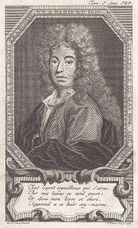 Жан де Лабрюйер (1645--1696) - французский философ-моралист, писатель, член Французской академии.