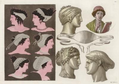 собрали лучших костюм древней греции головной убор шалость