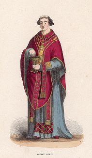 Английский священник.