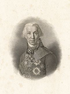 Гавриил Романович Державин (1743-1816) - государственный деятель и литератор.