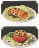 Аппетитные салатики из кулинарного справочника Hotel Monthly.