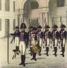 Почётный караул 18-го пехотного полка прусской армии в Потсдаме (из популярной в нацистской Германии работы Мартина Лезиуса Das Ehrenkleid des Soldaten... Берлин. 1936 год)