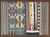 Индийские хлопковые ковры (на базаре в Кашмире в мае 1860 года за каждый ковёр просили 10 тысяч рупий) (Каталог Всемирной выставки в Лондоне. 1862 год. Том 1. Лист 26)