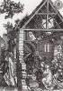 Рождество Христово (из Жития Богородицы Альбрехта Дюрера)