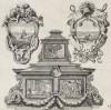 Подвиги Самсона (из Biblisches Engel- und Kunstwerk -- шедевра германского барокко. Гравировал неподражаемый Иоганн Ульрих Краусс в Аугсбурге в 1700 году)