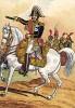Эдуард Адольф Казимир Мортье (1768-1835) - маршал Франции (1804),  герцог де Тревизо, командующий Молодой гвардией и губернатор Москвы (1812), пэр Франции (1814, 1819) и военный министр (1834). Коллекция Роберта фон Арнольди. Германия, 1911-28