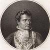 Коронационный портрет императора Франции Наполеона I. Tableaux historiques des campagnes d'Italie depuis l'аn IV jusqu'á la bataille de Marengo. Париж, 1807