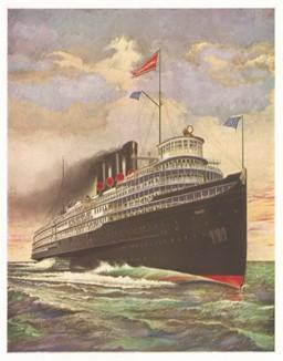 Greater Detroit -- cамый большой пароход своего класса на начало XX в.